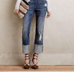 Anthropologie pilcro jeans